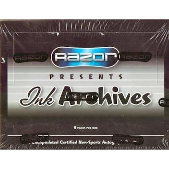 2009 Razor Ink Archives Hobby Box