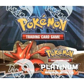 Pokemon Platinum Rising Rivals Booster Box