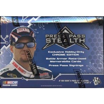 2009 Press Pass Stealth Racing Hobby Box