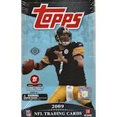 2009 Topps Football Hobby Box