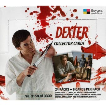 Dexter Hobby Box (2009 Breygent)