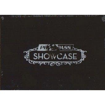 2009 Press Pass Showcase Racing Hobby Box