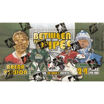 2007/08 In The Game Between the Pipes Hockey Arena Box