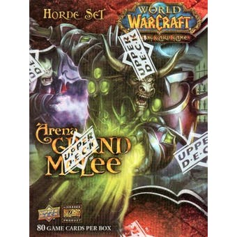 World of Warcraft Arena Grand Melee Horde Set (Box)