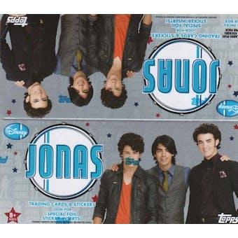 JONAS Hobby Box (2009 Topps)