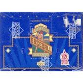1993 Upper Deck Series 2 Baseball Jumbo Box