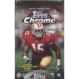 2009 Topps Chrome Football Hobby Box