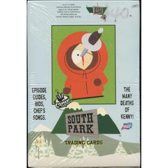 South Park Hobby Box (1998 Comic Images)