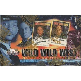 Wild Wild West Hobby Box (1999 Skybox)