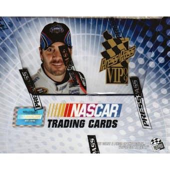 2009 Press Pass VIP Racing Hobby Box