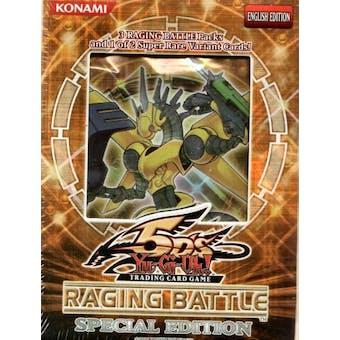Konami Yu-Gi-Oh Raging Battle Special Edition Pack