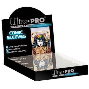 "Ultra Pro Mylar Bag 8-1/2"" x 11"" (100 Count Box) - Regular Price $55.00 !!!"