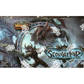 World of Warcraft Scourgewar Booster Box