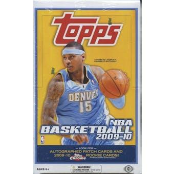 2009/10 Topps Basketball Hobby Box