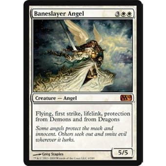 Magic the Gathering 2010 Single Baneslayer Angel - NEAR MINT (NM)