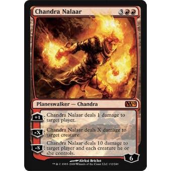 Magic the Gathering 2010 Single Chandra Nalaar Foil