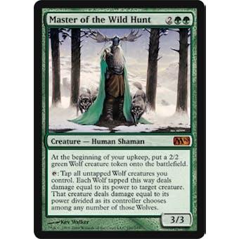 Magic the Gathering 2010 Single Master of the Wild Hunt - NEAR MINT (NM)