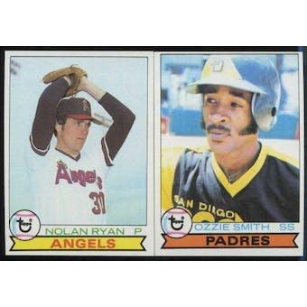 1979 Topps Baseball Complete Set (NM-MT)