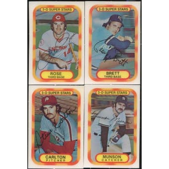 1977 Kellogg's Baseball Set (NM-MT)