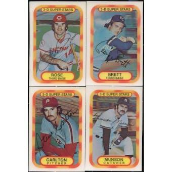 1977 Kellogg's Baseball Set (NM-MT)