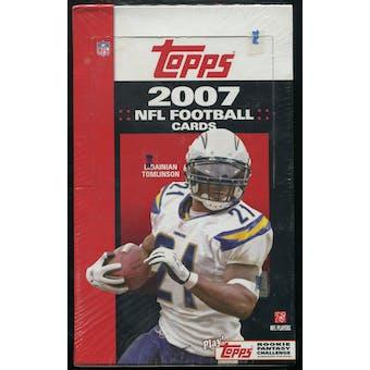 2007 Topps Football 36-Pack Box