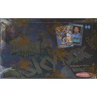 1997/98 Skybox Metal Universe Basketball Hobby Box