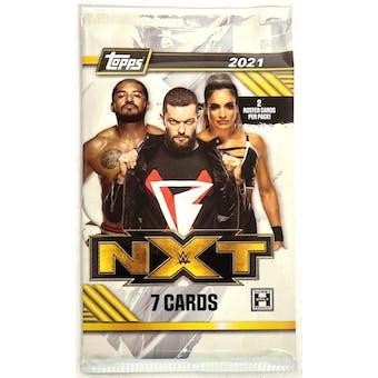 2021 Topps WWE NXT Wrestling Hobby Pack