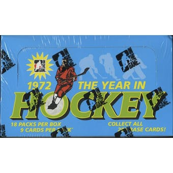 2009/10 In The Game Year in Hockey - 1972 Hobby Box