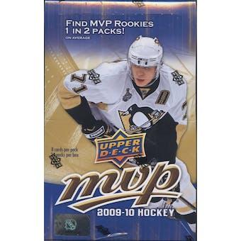 2009/10 Upper Deck MVP Hockey Hobby Box