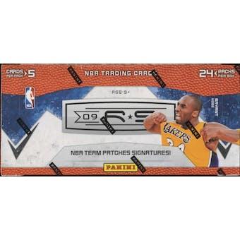 2009/10 Panini Rookies & Stars Basketball Hobby Box