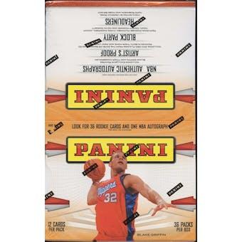 2009/10 Panini Basketball Hobby Box