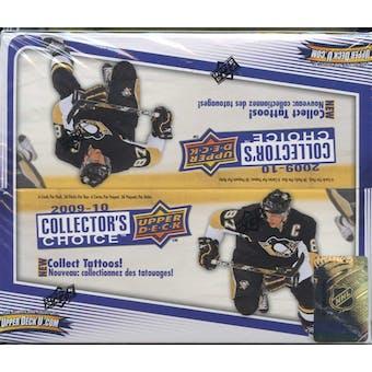 2009/10 Upper Deck Collector's Choice Hockey Hobby Box
