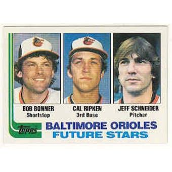 1982 Topps Baseball Complete Set (NM-MT)