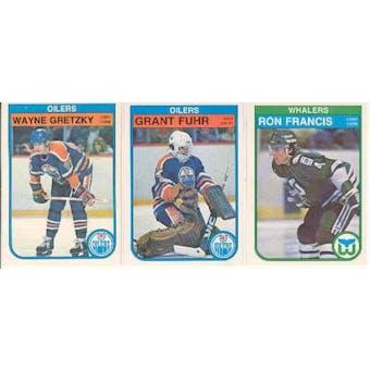 1982/83 O-Pee-Chee Hockey Complete Set (NM-MT)