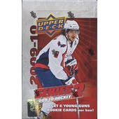 2009/10 Upper Deck Series 2 Hockey Hobby Box