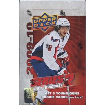 2009/10 Upper Deck Series 2 Hockey Hobby Box