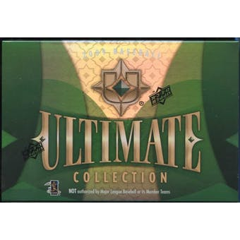 2009 Upper Deck Ultimate Collection Baseball Hobby Box (Pack)