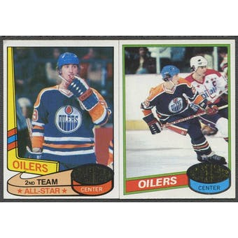 1980/81 Topps Hockey Complete Set (NM-MT)