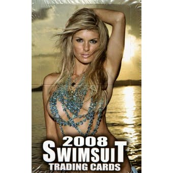 2008 SI Swimsuit Trading Cards Box