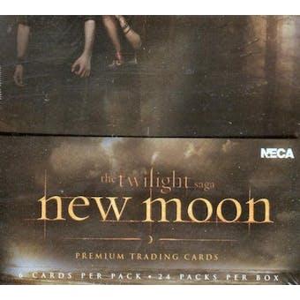 Twilight New Moon Hobby Box (2009 NECA)
