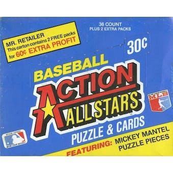 1983 Donruss All-Star Edition Baseball Wax Box