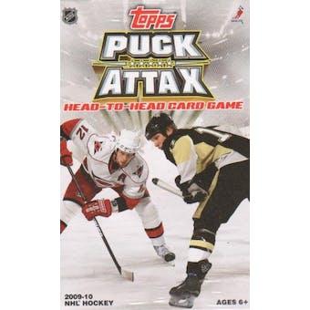 2009 Topps Puck Attax Hockey Starter Deck