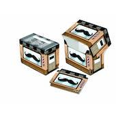 Ultra Pro Moustachio Full View Deck Box