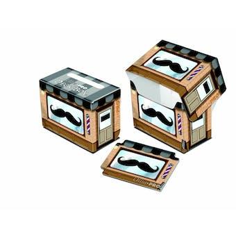 CLOSEOUT - ULTRA PRO MOUSTACHIO FULL VIEW DECK BOX