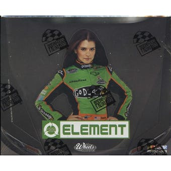 2010 Press Pass Element Racing Hobby Box