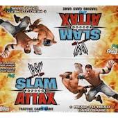 2010 Topps WWE Slam Attax Wrestling Booster Box
