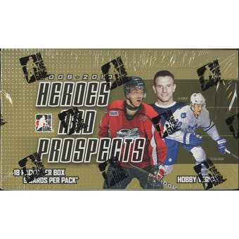 2009/10 In The Game Heroes & Prospects Hockey Hobby Box