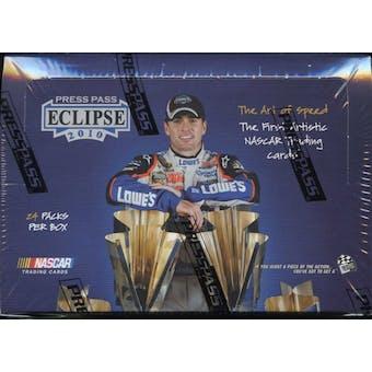 2010 Press Pass Eclipse Racing Hobby Box