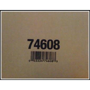 2009 Upper Deck Exquisite Football Hobby 3-Box Case