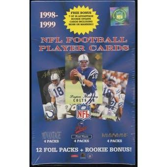 1998 Collector's Edge Football Box